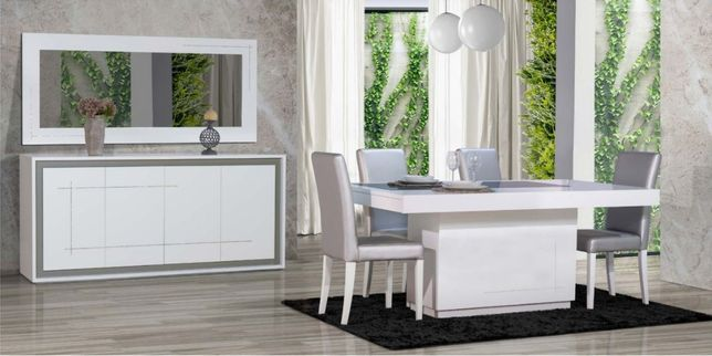Sala de Jantar Completa Nova (fabricantes)