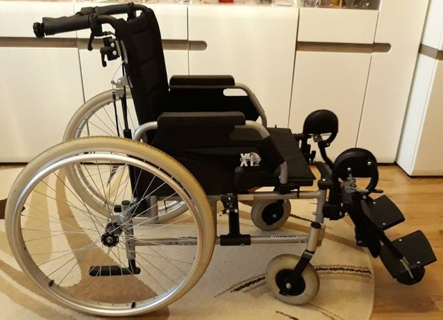 Wózek inwalidzki Eclips X4 90