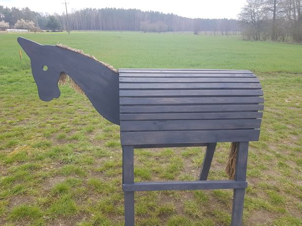 Koń Ogrodowy  dla dzieci