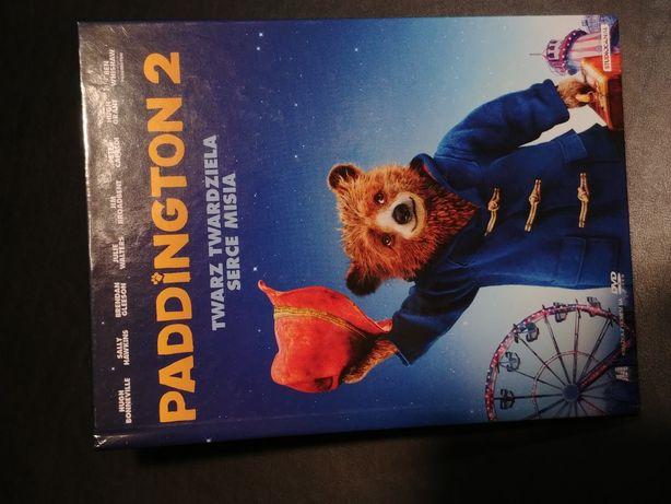 Film dvd bajka miś paddington 2