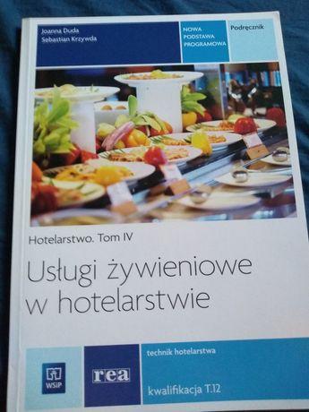 Podręczniki do szkoły hotelarskiej