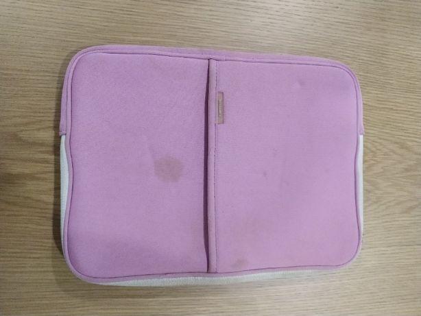 Bolsa Portátil/ Tablet 10 polegadas Rosa