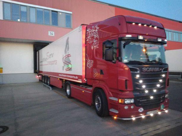 Scania R500 V8 Euro5 PDE
