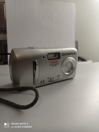 Máquina fotográfica  digitalOlympus