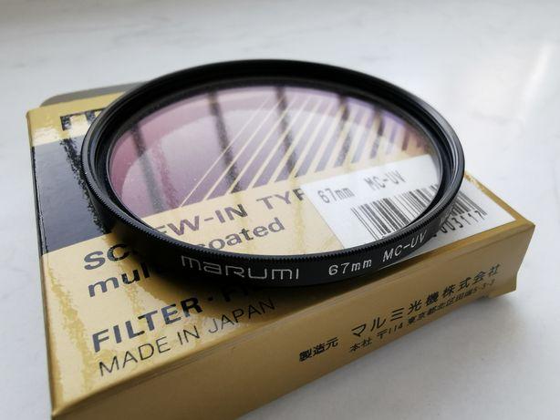 Защитный UV-фильтр Marumi MC UV 67mm  для фотоаппарата