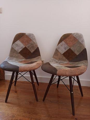 2 cadeiras em ótima condição