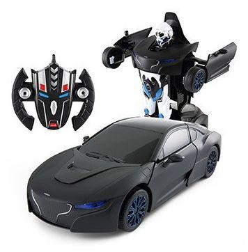 Auto Robot Transformer X MAN zdalnie sterowany Rastar