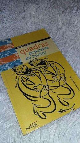 Livro Quadras Populares de Humor