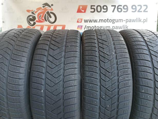 Opony zimowe 4x 255/55r19 111H Pirelli 6mm