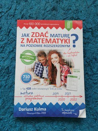 Dariusz Kulma jak zdać maturę z matematyki poziom rozszerzony