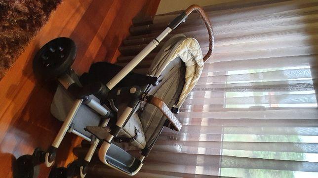 Carrinho Joolz Day + adapt. bebé+tapa sol+assento verão+saco invern