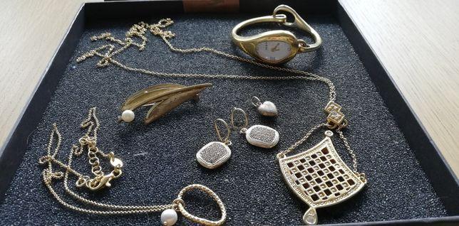 Gucci złoto, srebro, diamenty biżuteria