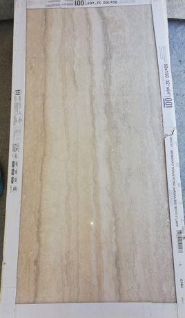 Płytki gresowe Travertino Ambra 59x118