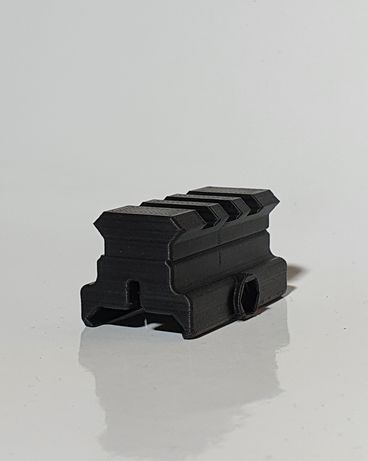 Airsoft mount 3d