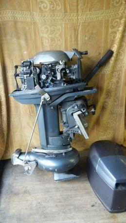Лодочный подвесной водометный двигатель