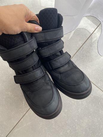 Зимние ботинки  Braska для мальчика