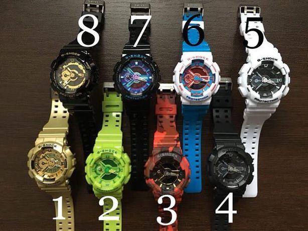Zegarek Casio G-Shock GA-110 super jakość