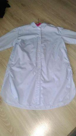 Koszula z rozcięciem H&M r 36
