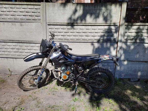 Motocykl SKYTEAM 09, 2006r.