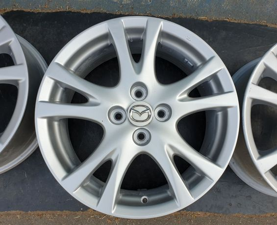 Goauto диски на Renault Mazda 4/100 r16 et50 6j dia60.1 в хорошем сост