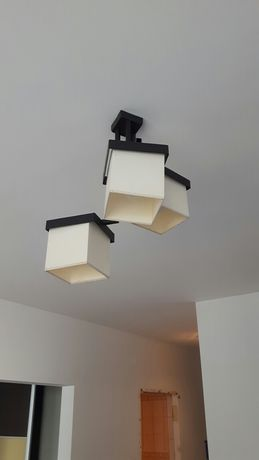 Oświetlenie górne