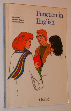 Function in English - Jon Blundell, Jonathan Higgens, Nigel Middlemiss