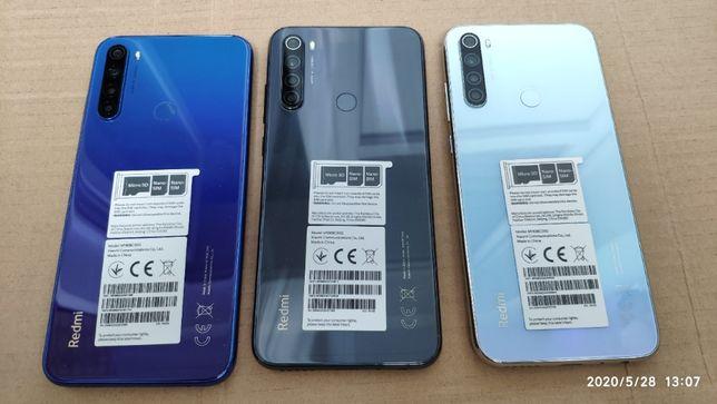 Xiaomi Redmi Note 8T 4/64 NFC синій, сірий