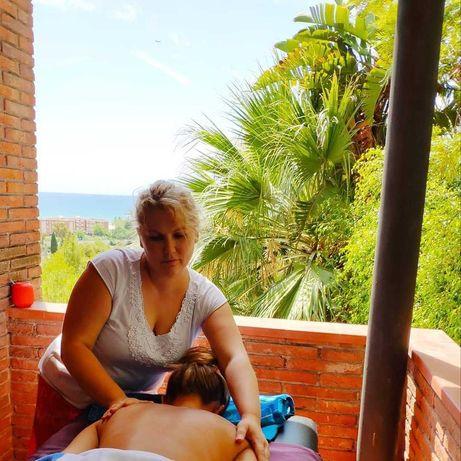 Антистрессовый аромамассаж тела и лица