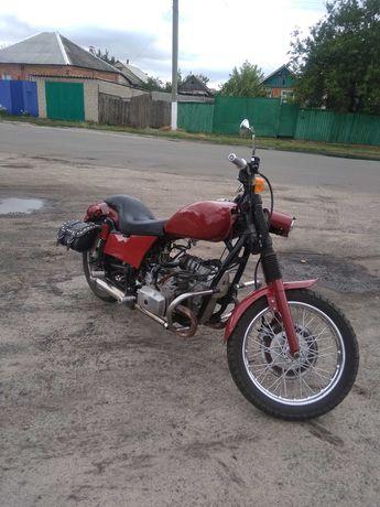 Мотоцикл мт 1036