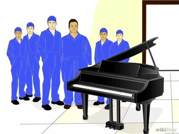 Рояль, пианино - доставка и настройка.