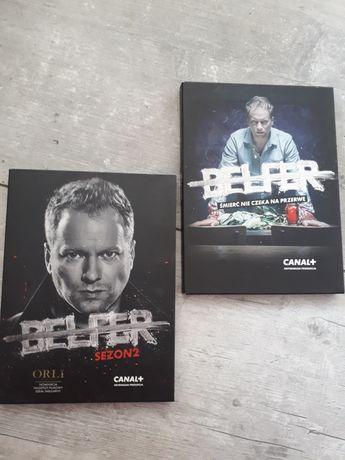 Belfer sezon 1 i 2 serial polski