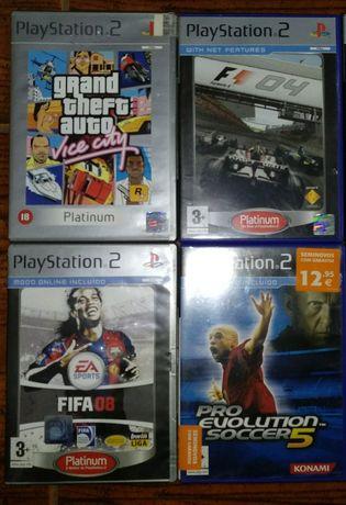 Jogos PS2 PlayStation 2