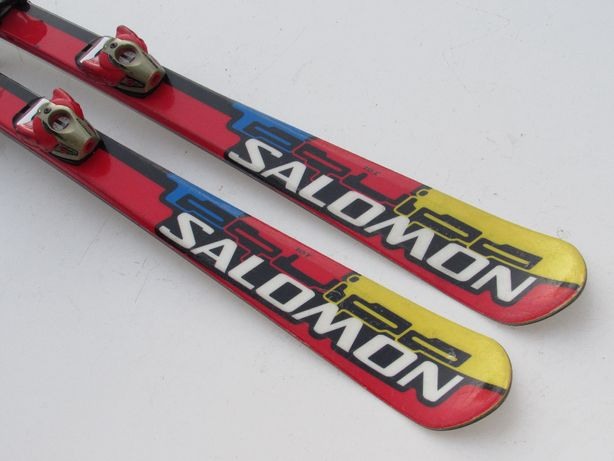 Narty SALOMON equipe 150 cm (