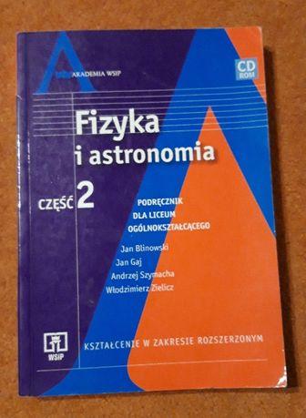 Fizyka i Astronomia część 2 podręcznik dla liceum Jan Blinowski