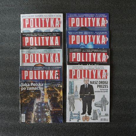 Polityka Tygodnik 2019, 2020, 2021