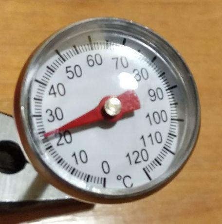 Термометр механический для ветчинници.
