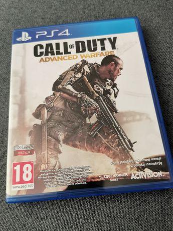 Call of Duty Advanced Warfare PS4 PL