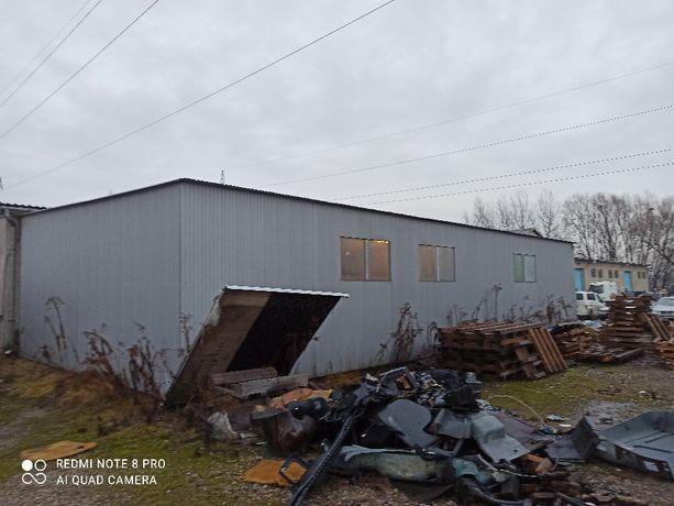 Hala, wiata, garaż blaszak, magazyn 200 m2