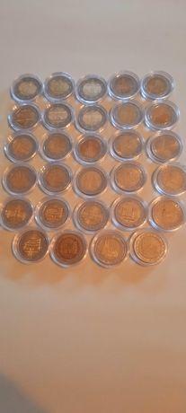 2 euro Monety Okolicznościowe - Wizerunki Miast Niemcy