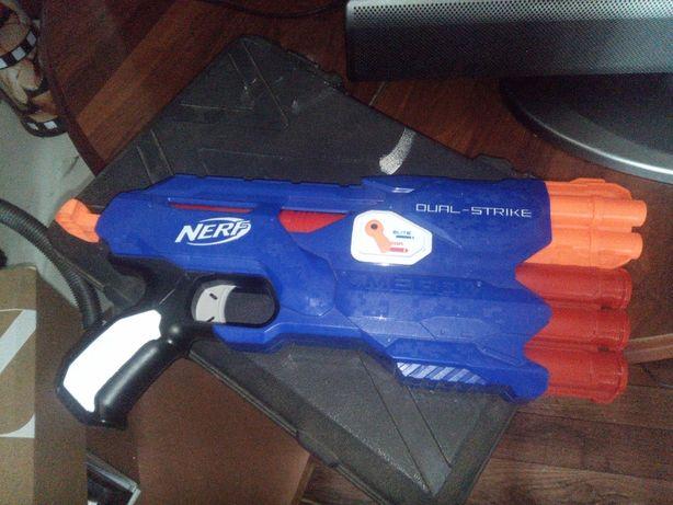 pistola da nerf