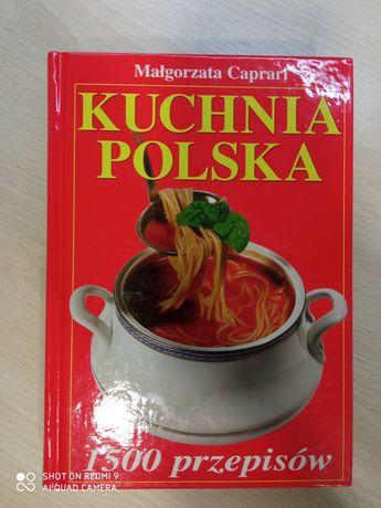 Kuchnia polska nowa książka