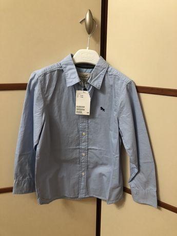 Рубашка hm 4-5 лет