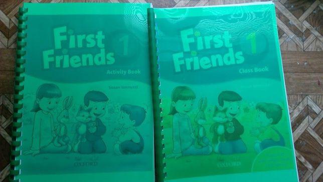First Friends 1,2 Pupils Book + Workbook