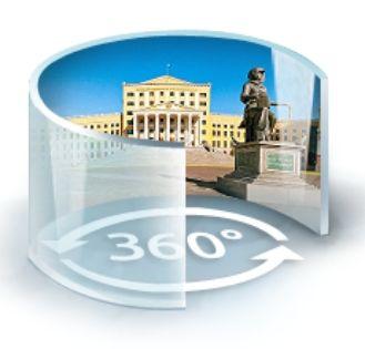 Зйомка 3D панорам і виртуальних турів (360) Тернопіль