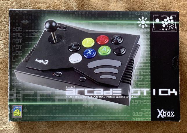 [XBOX ORIGINAL] Comando Logic 3 Arcade Stick