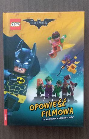 Książka Lego Batman