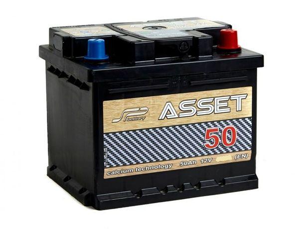 Akumulator Asset 12V 50Ah 420A