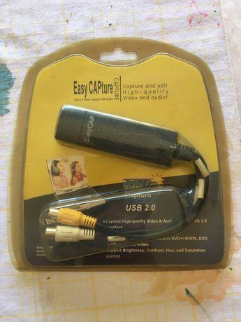EasyCAP placa de captura de video