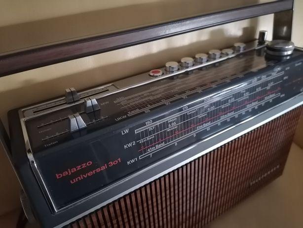 Telefunken bajazzo 301 radio retro sprawne