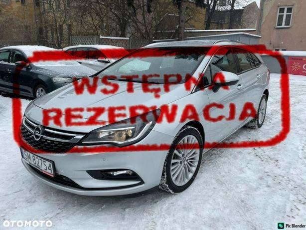 Opel Astra Salon Polska FV 23%, gwarancja 12 mscy